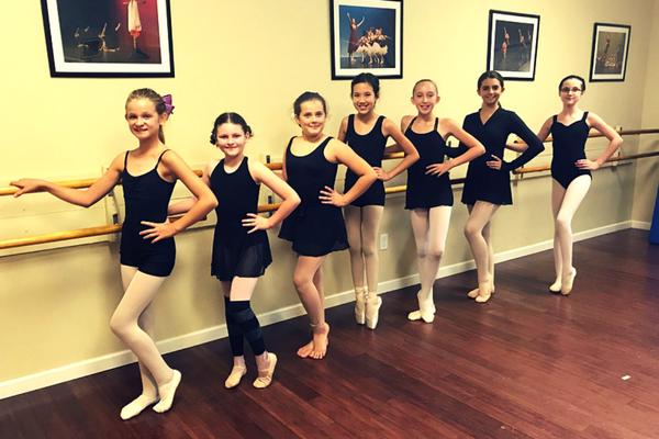 Dancers - Destiny Dance Center