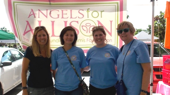 Angels for Allison Volunteers